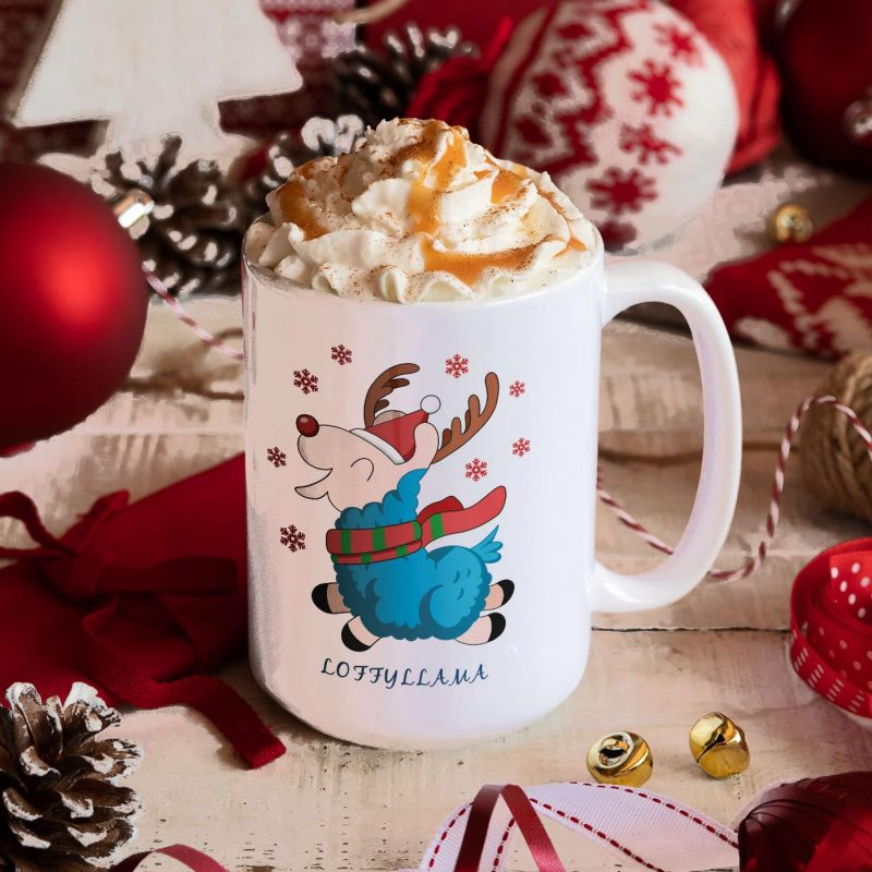 Have A Llamazing Christmas – Mug(15oz)