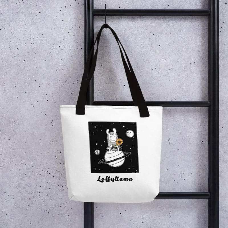 Space Odyssey – Tote Bag(15″ x 15″)