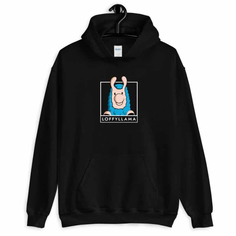 Unisex Hoodie – I Have a Loffyllama